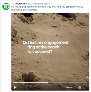 TD Insurance | Social Content Series